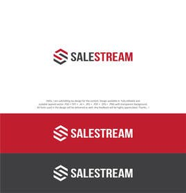 #3016 for Design a logo for SALESTREAM by designpoint52