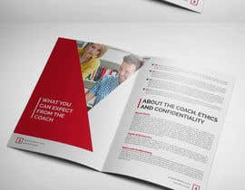 nº 27 pour design a coaching brochure par stylishwork