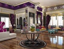 nº 10 pour 2d & 3d for residential villa par faisolfuady