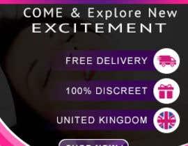 Nro 22 kilpailuun banner ad for adult site käyttäjältä yeadul