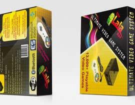 Nro 5 kilpailuun Create Packaging for a Video Game System käyttäjältä Muyed