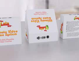 #8 for Create Packaging for a Video Game System by rashidabegumng