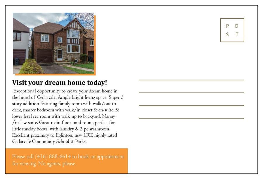 Kilpailutyö #                                        4                                      kilpailussa                                         Design a House Rental advertisement