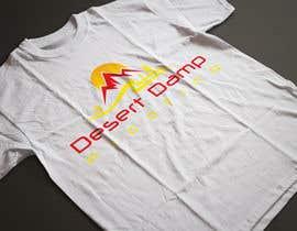 Nro 27 kilpailuun Desert Damp Proofing logo käyttäjältä skdesign421