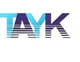 nº 241 pour EXCITING Letter based logo .....TAYK par mahaansari08
