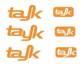 #24 for EXCITING Letter based logo .....TAYK by ani8511