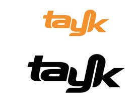 nº 188 pour EXCITING Letter based logo .....TAYK par ani8511