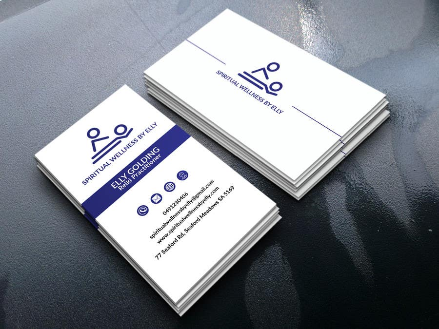 Proposition n°56 du concours Design a Logo/business Card