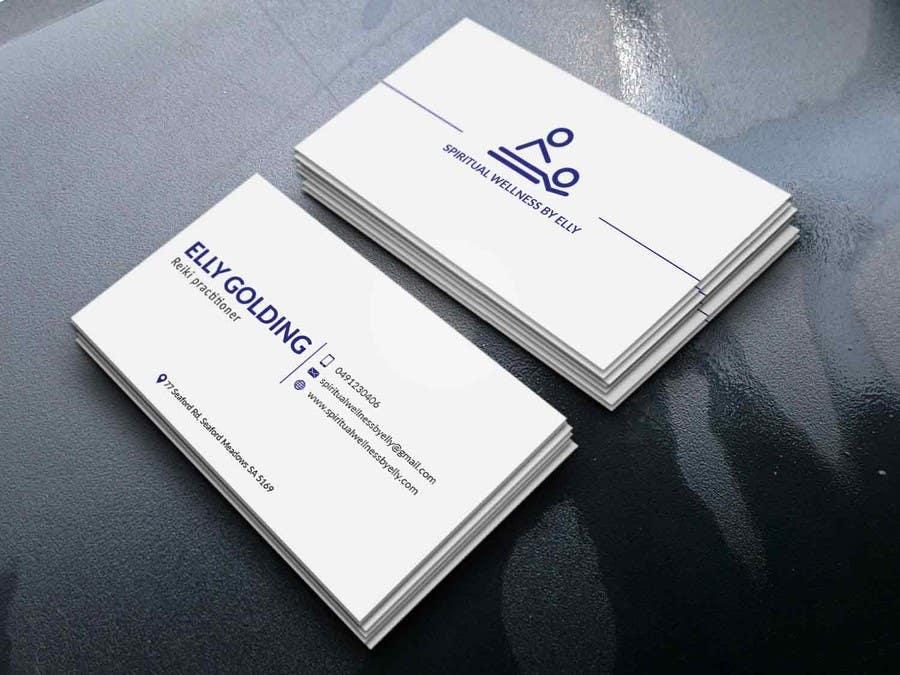 Kilpailutyö #                                        57                                      kilpailussa                                         Design a Logo/business Card
