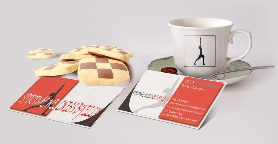 Kilpailutyö #                                        58                                      kilpailussa                                         Design a Logo/business Card