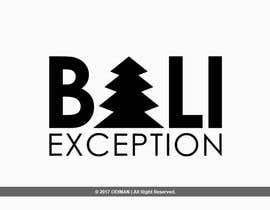 Nro 203 kilpailuun BALI EXCEPTION käyttäjältä odiman