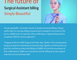 #21 for Design a Flyer for Medical Billing by shahajulislam360
