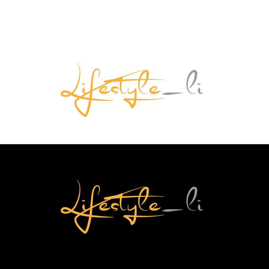 Kilpailutyö #                                        19                                      kilpailussa                                         Logo For Fashion Account/Brand