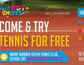 #46 for Design a Tennis Banner by Artspixel
