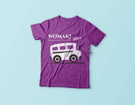 #11 for WoMaKi T-shirt logo by Mostaq20