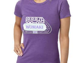 #41 for WoMaKi T-shirt logo by muineal