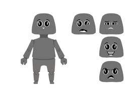 nº 2 pour Facial expressions for a character par carlosov