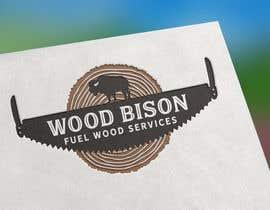 """Nro 51 kilpailuun Business logo """"Wood Bison"""" käyttäjältä stuartcorlett"""