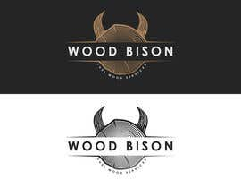 "nº 12 pour Business logo ""Wood Bison"" par ZainJDesign"