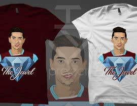 #17 for West Ham T-shirt design! by tsproject10