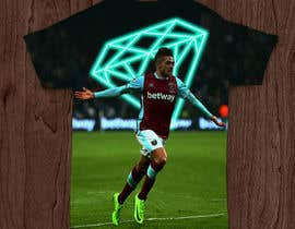 #7 for West Ham T-shirt design! by alexeytvorogov