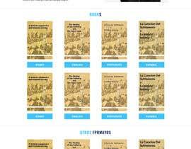 nº 9 pour Landing Page For a Free Book par smartyogeeraj