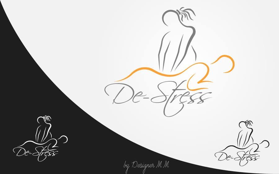 Kilpailutyö #                                        31                                      kilpailussa                                         Logo pour cabinet de massage et soins du corps
