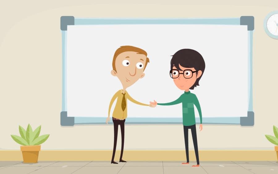 Proposition n°5 du concours Animation movie recruitment service