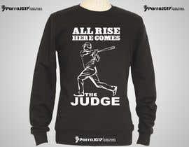 Nro 6 kilpailuun T-Shirt Design käyttäjältä parrajg17