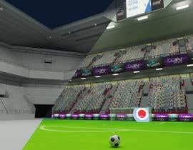 #4 for Do some 3D Modelling - Create A 3d Half Football Stadium by pupung28
