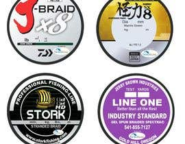 #3 untuk Create Labels for Fishing Spools oleh yamcee1526