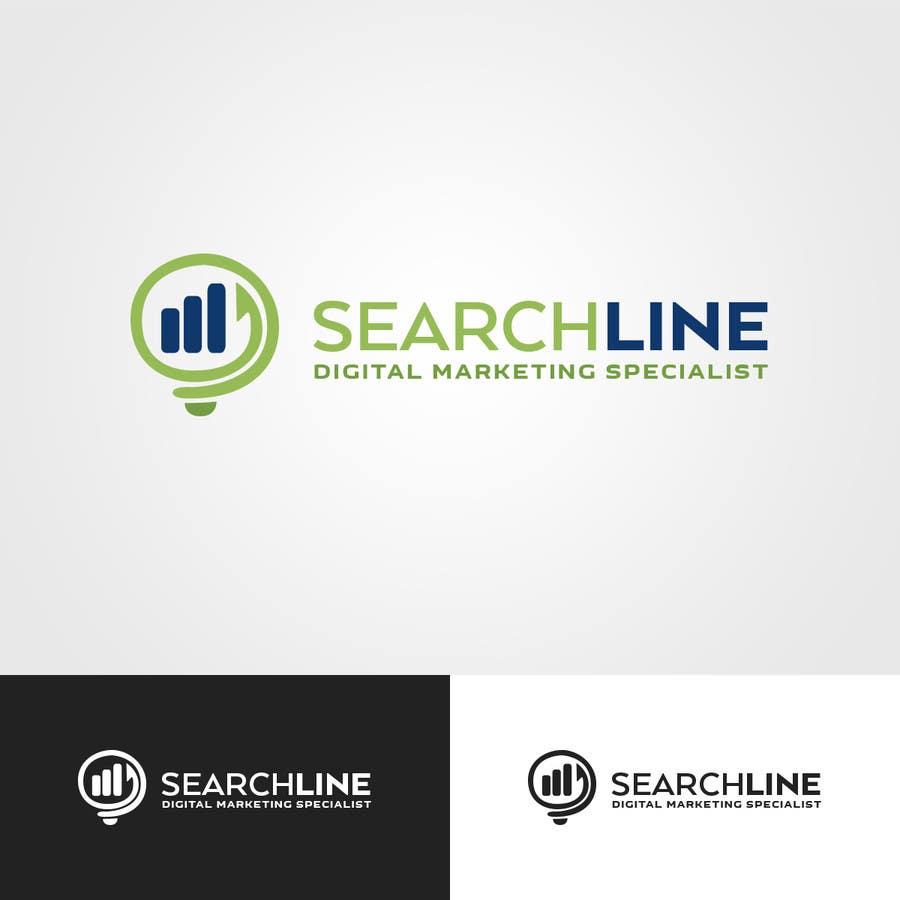 Penyertaan Peraduan #                                        15                                      untuk                                         Design a Logo for Searchline