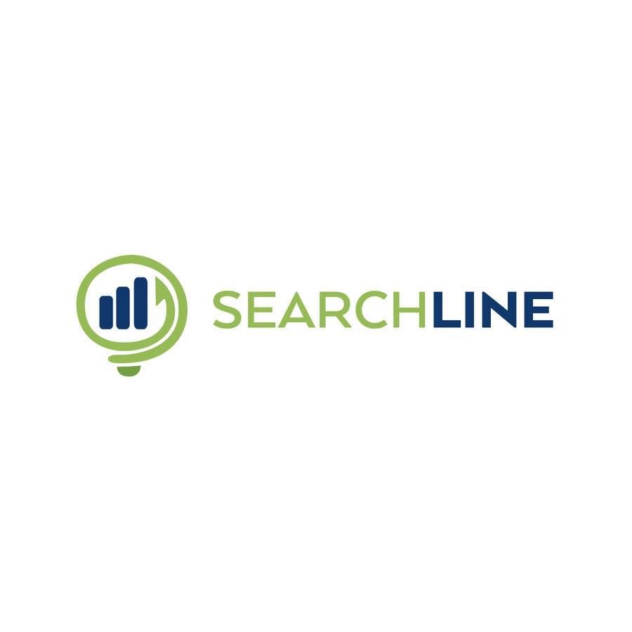 Penyertaan Peraduan #                                        55                                      untuk                                         Design a Logo for Searchline