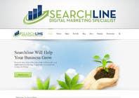 Graphic Design Entri Peraduan #56 for Design a Logo for Searchline