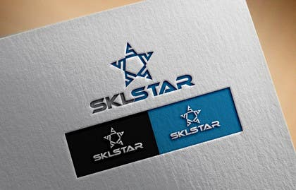 #92 for Require a corporate logo for SKL Star by designcity676