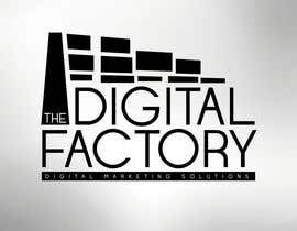 #7 for Design a Logo for the The Digital Factory by Designsworld5