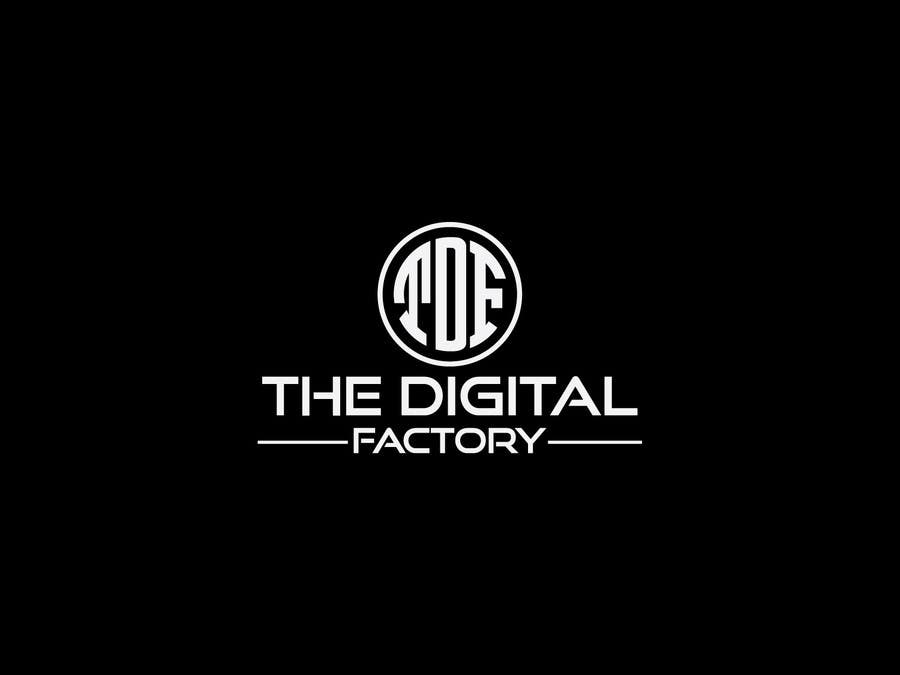 Contest Entry #77 for Design a Logo for the The Digital Factory