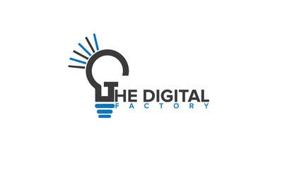 #87 for Design a Logo for the The Digital Factory by Crativedesign
