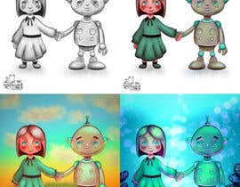 nº 41 pour Children's book illustrated par basselelkadi