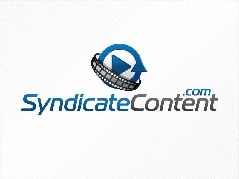 #2 for Logo Design for Syndicate Content - www.syndicatecontent.com by dwimalai