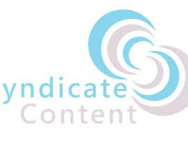 #9 cho Logo Design for Syndicate Content - www.syndicatecontent.com bởi shijoisin
