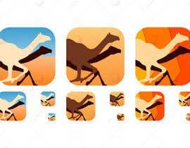 Nro 37 kilpailuun Design an IOS app icon käyttäjältä ELMANARA