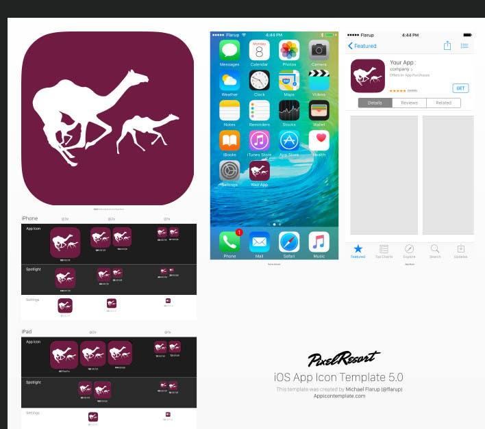 Proposition n°67 du concours Design an IOS app icon