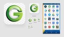 Proposition n° 8 du concours Graphic Design pour Design an App Icon using existing logo