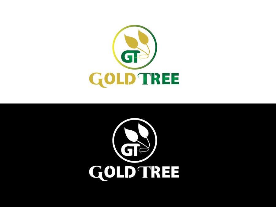 Proposition n°16 du concours Golden Tree logo