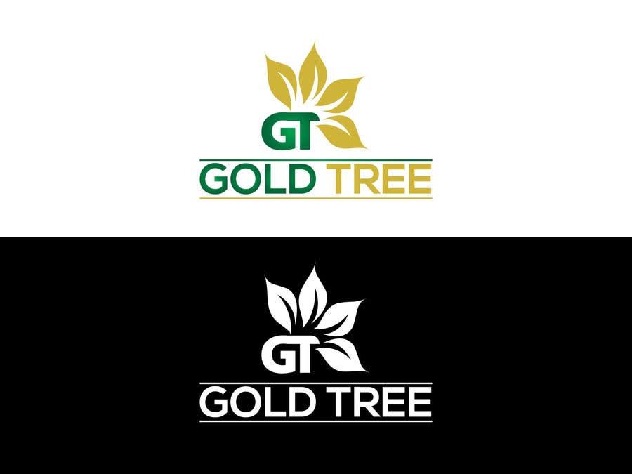 Proposition n°18 du concours Golden Tree logo