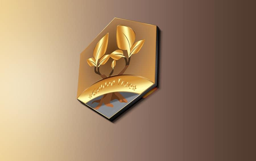 Proposition n°66 du concours Golden Tree logo