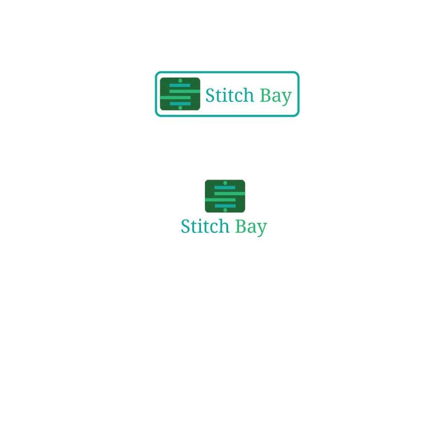 Proposition n°16 du concours Logo Designing (Modification) for my startup - StitchBay.com