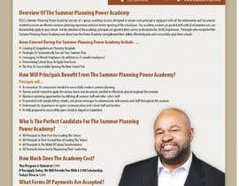 nº 15 pour Summer Planning Power Academy par biplob36