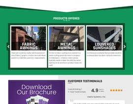 nº 21 pour Design a Website 7-10 pages par pixelwebplanet